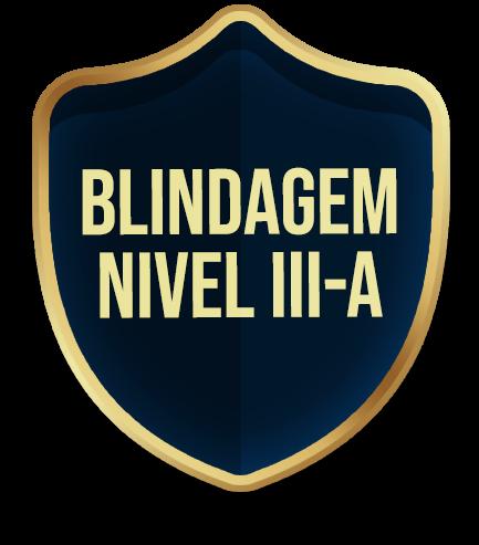 Escudo blindagem nível III-A